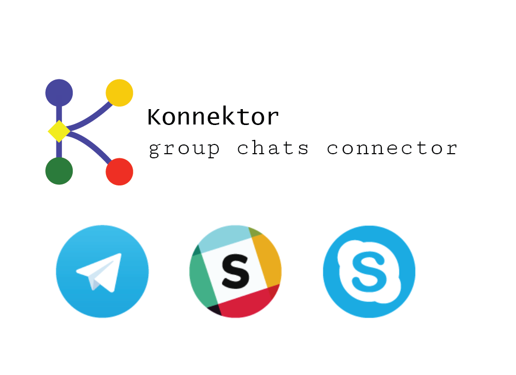 Konnektor helps connect chat rooms and groups